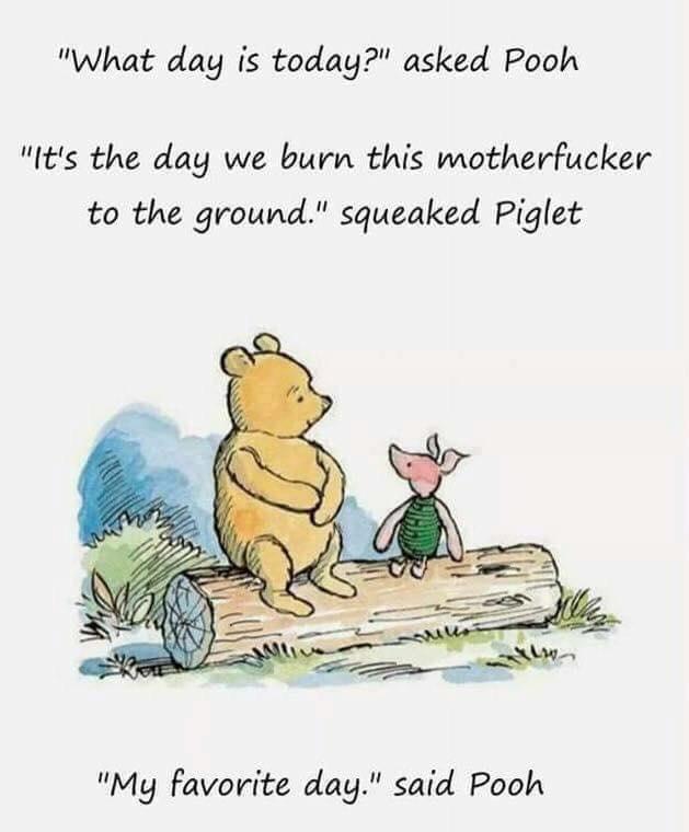 radical pooh